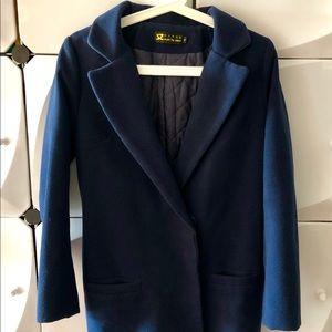 Jackets & Blazers - Over the keen pad jacket